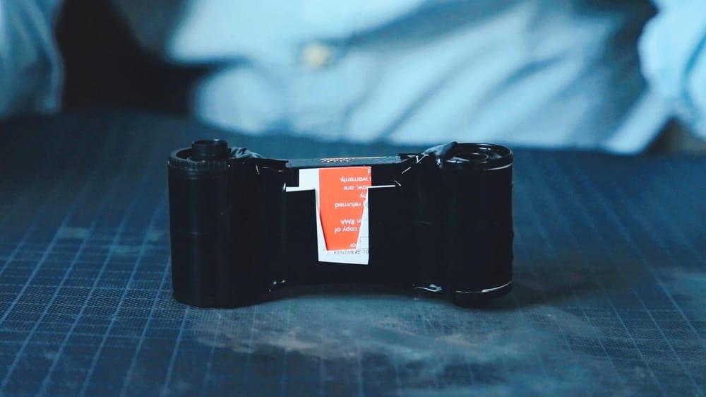 35 mm Matchbox Pinhole Camera - image 3 - student project