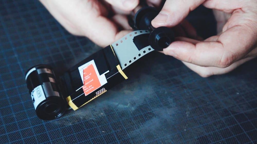 35 mm Matchbox Pinhole Camera - image 2 - student project