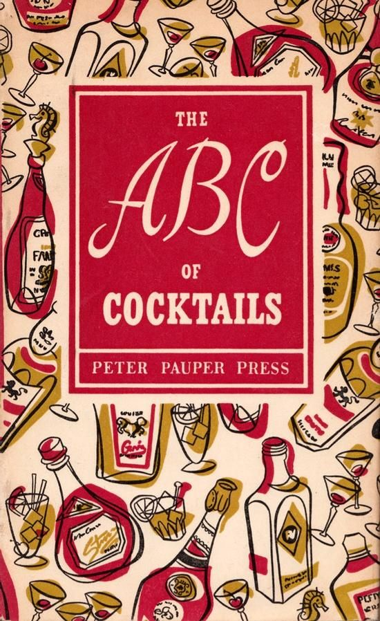 The ABC of Cocktails - image 1 - student project