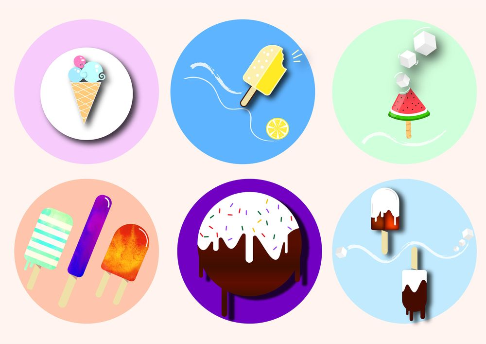 Adobe Illustrator CC – Essentials Training Projects - image 2 - student project