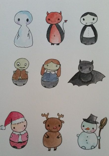 My cute family - image 2 - student project