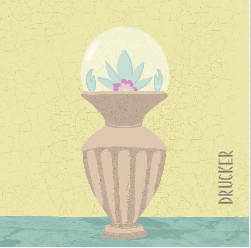 Vintage Terrarium Vase - image 1 - student project