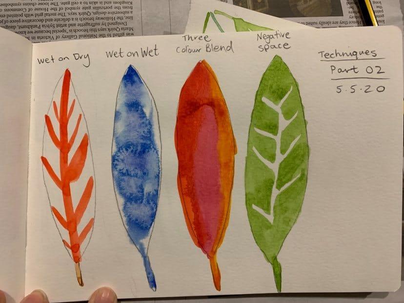 Let's get Botanical - image 4 - student project