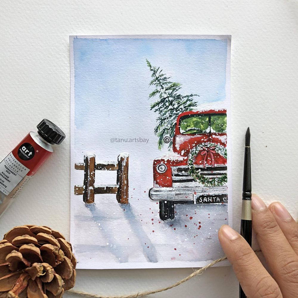 Christmas Loading !! - image 3 - student project