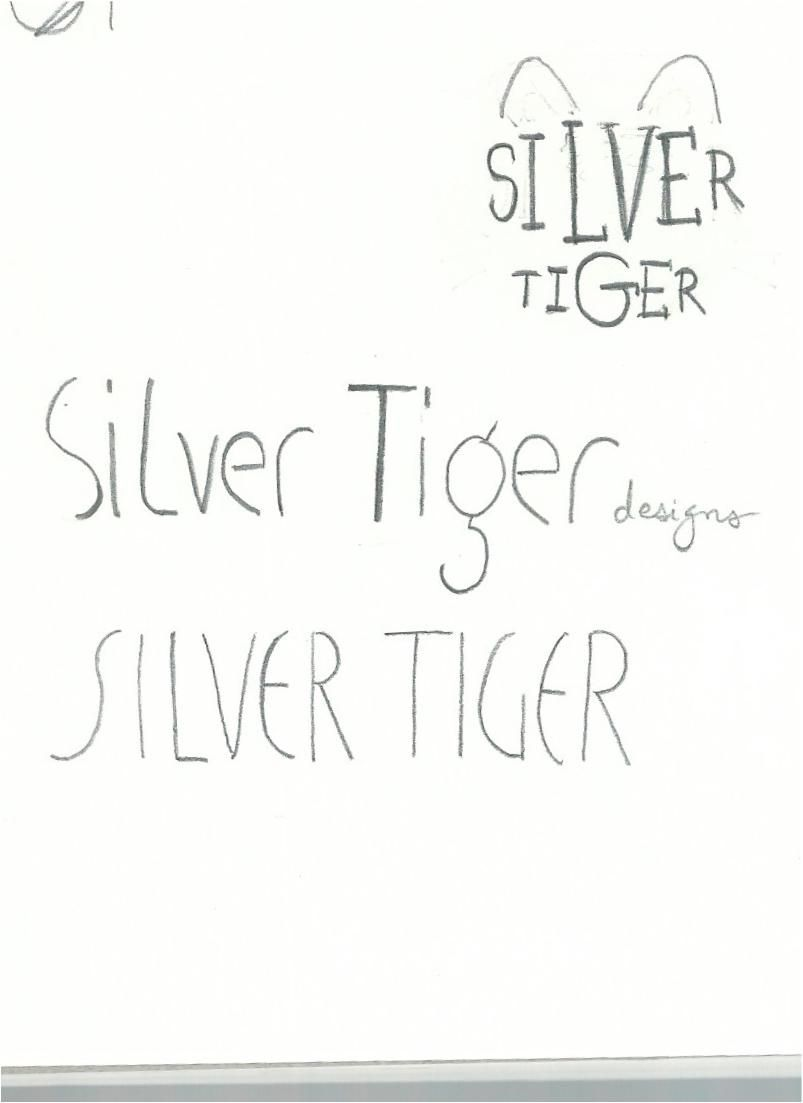 Silver Tiger Designs - image 2 - student project