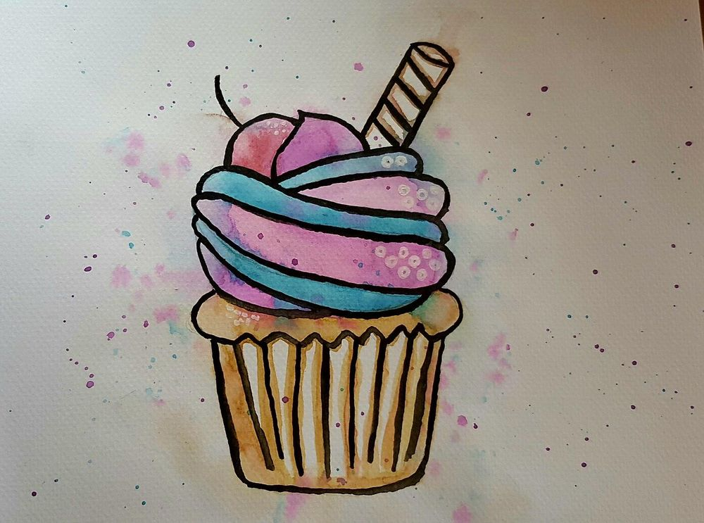 Cupcake is love - image 2 - student project