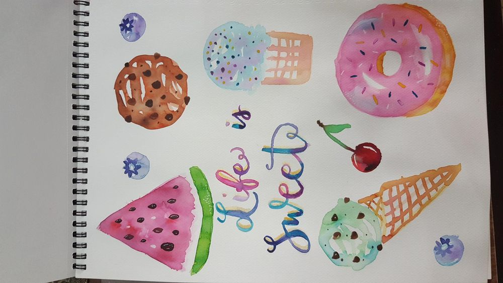 Cupcake is love - image 1 - student project
