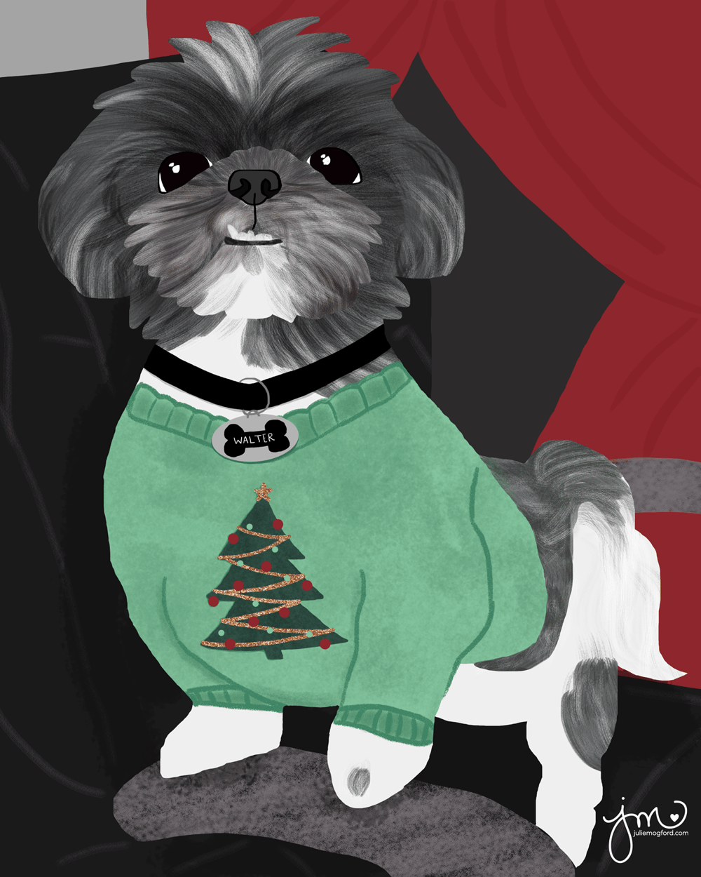 2018 Christmas with Walter - image 2 - student project