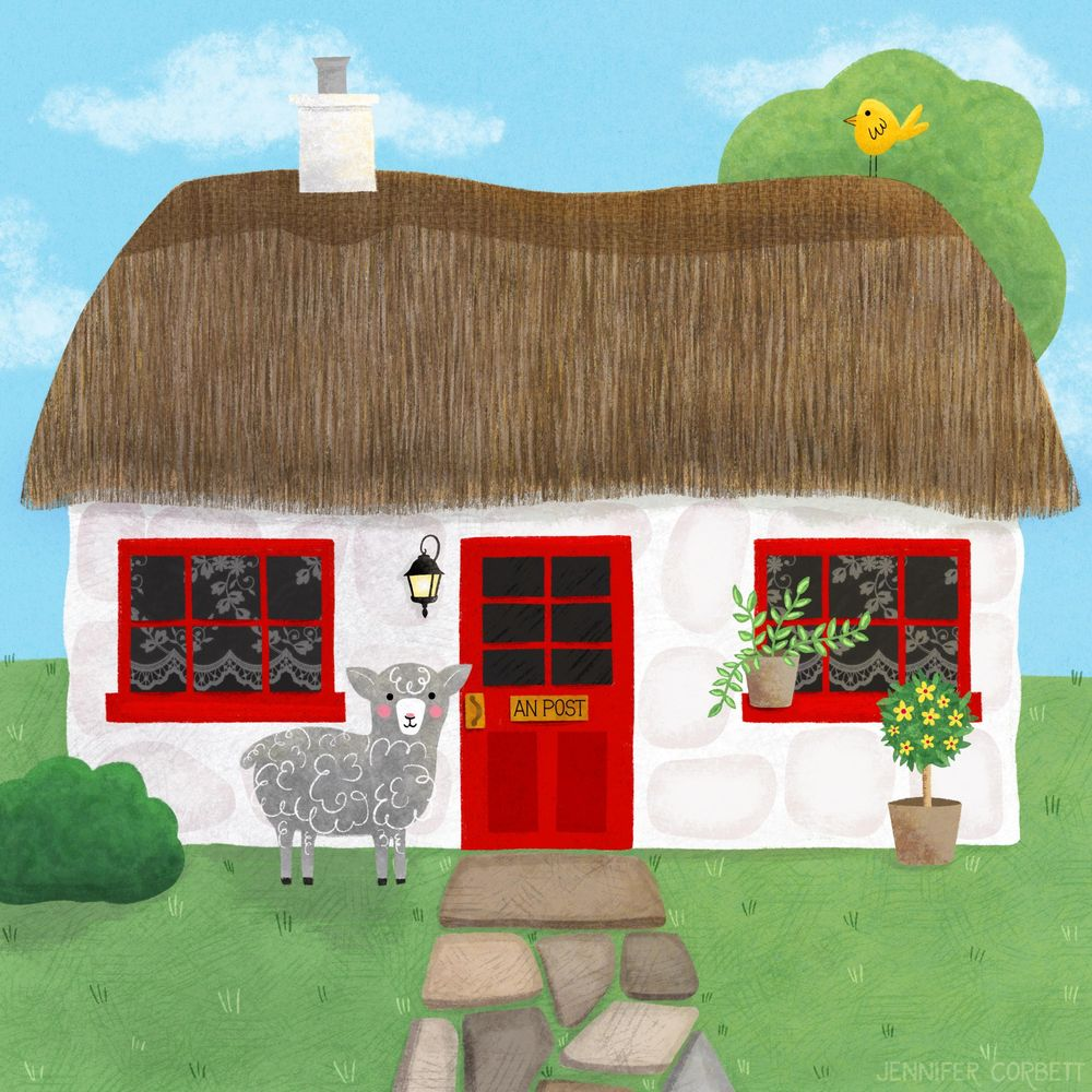 Thatched Roof Cottage - image 1 - student project