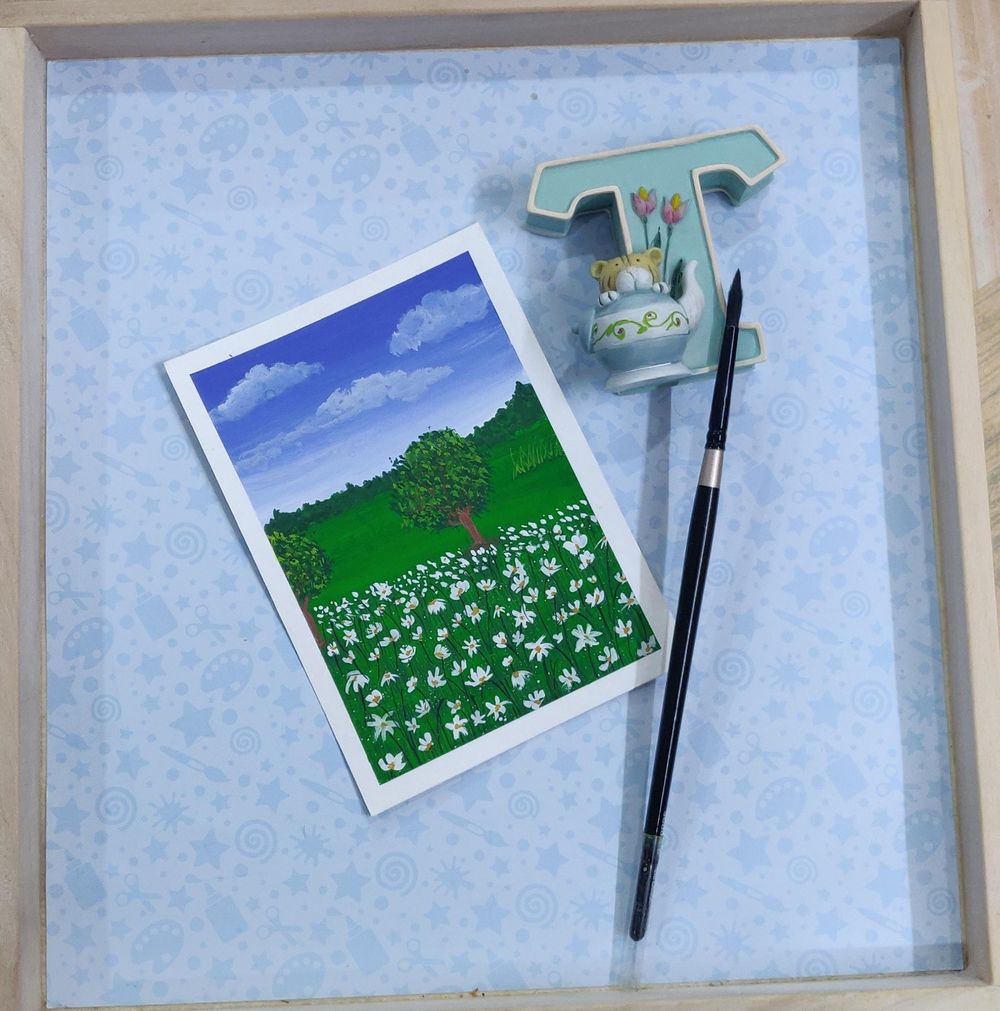 Beginners guide for begining with gouache - image 1 - student project