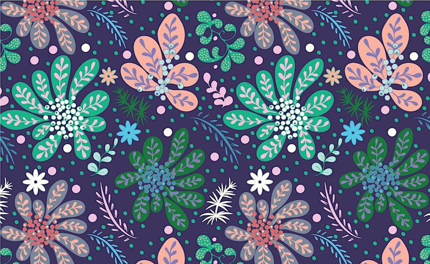 Presenting My Pattern With 3 Different Color Options - image 2 - student project