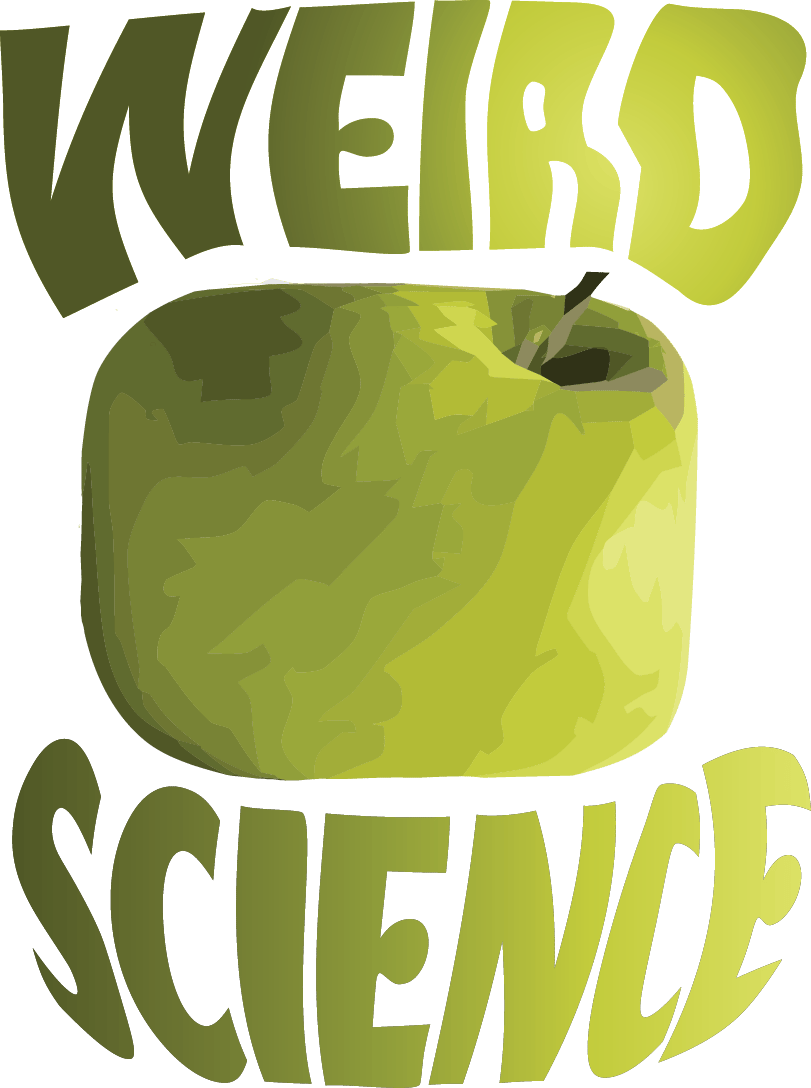 WEIRD SCIENCE APPLE - image 1 - student project