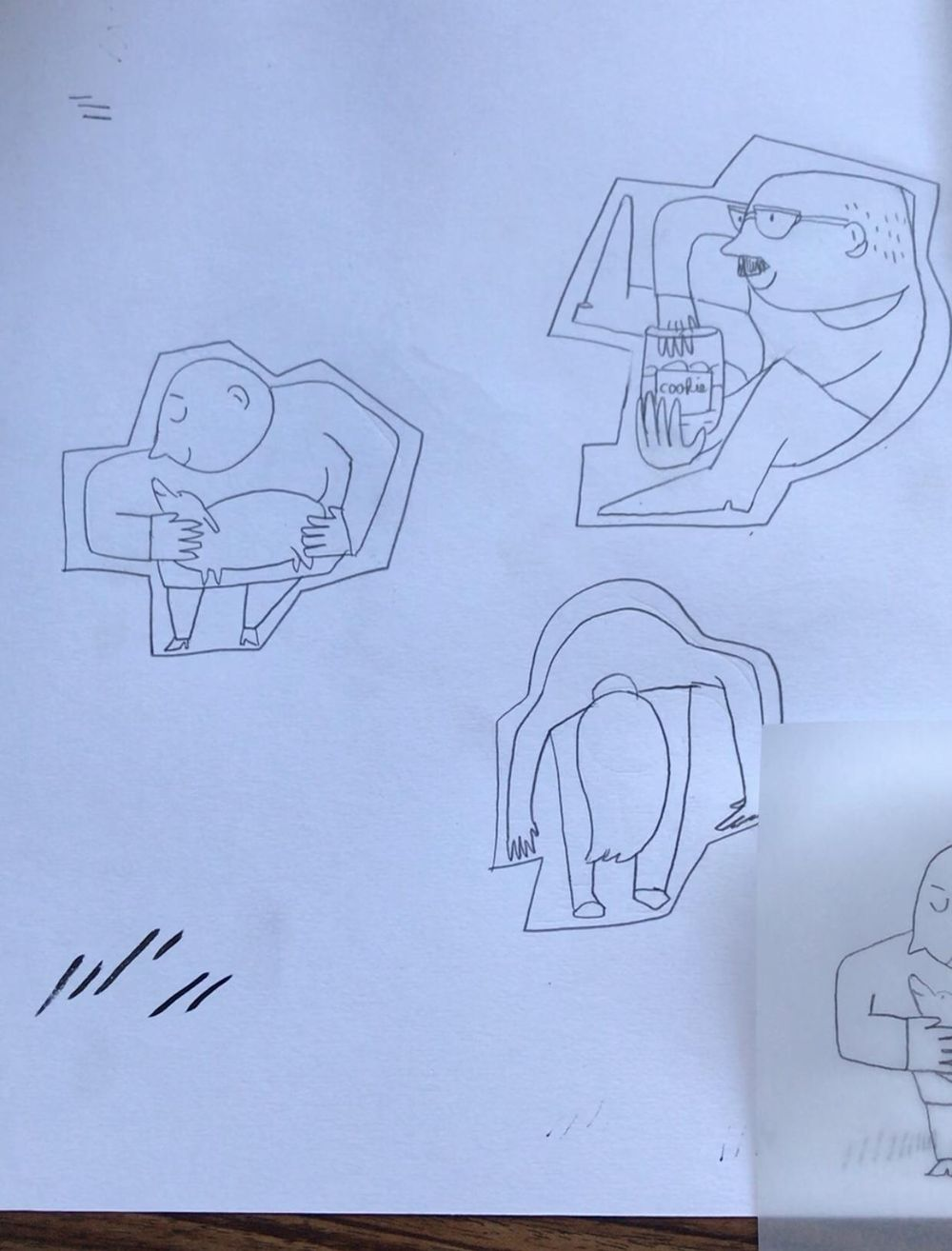 Odd bodies Mieke van der Merwe - image 1 - student project