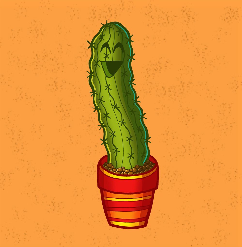 Cacti-Party - image 7 - student project
