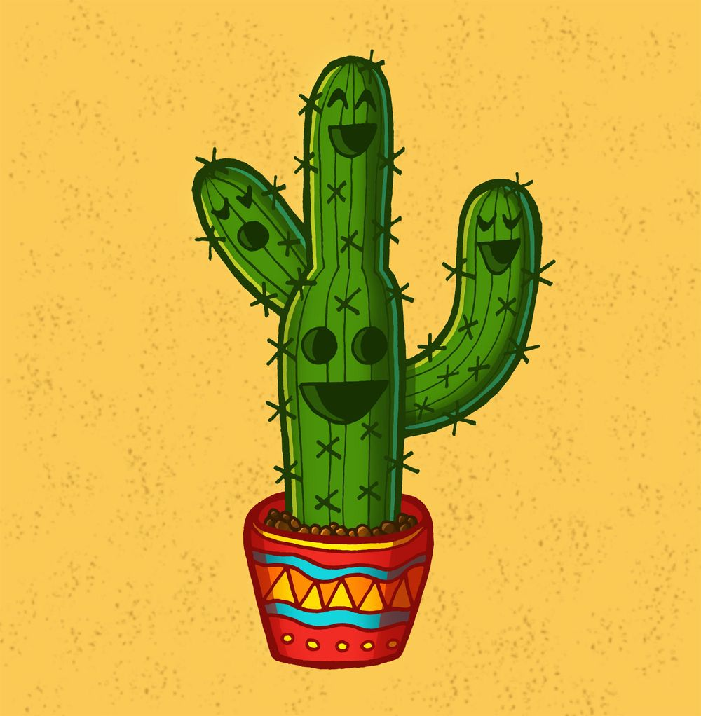 Cacti-Party - image 6 - student project