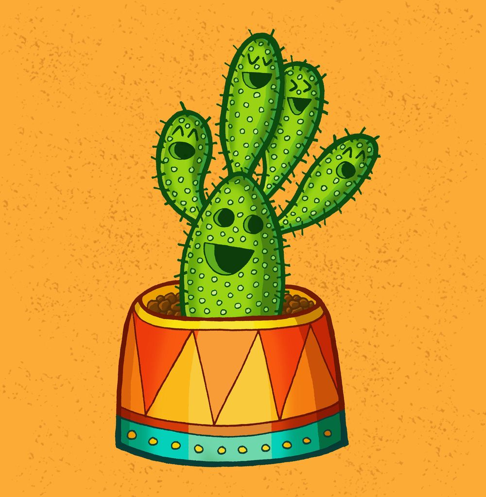 Cacti-Party - image 2 - student project