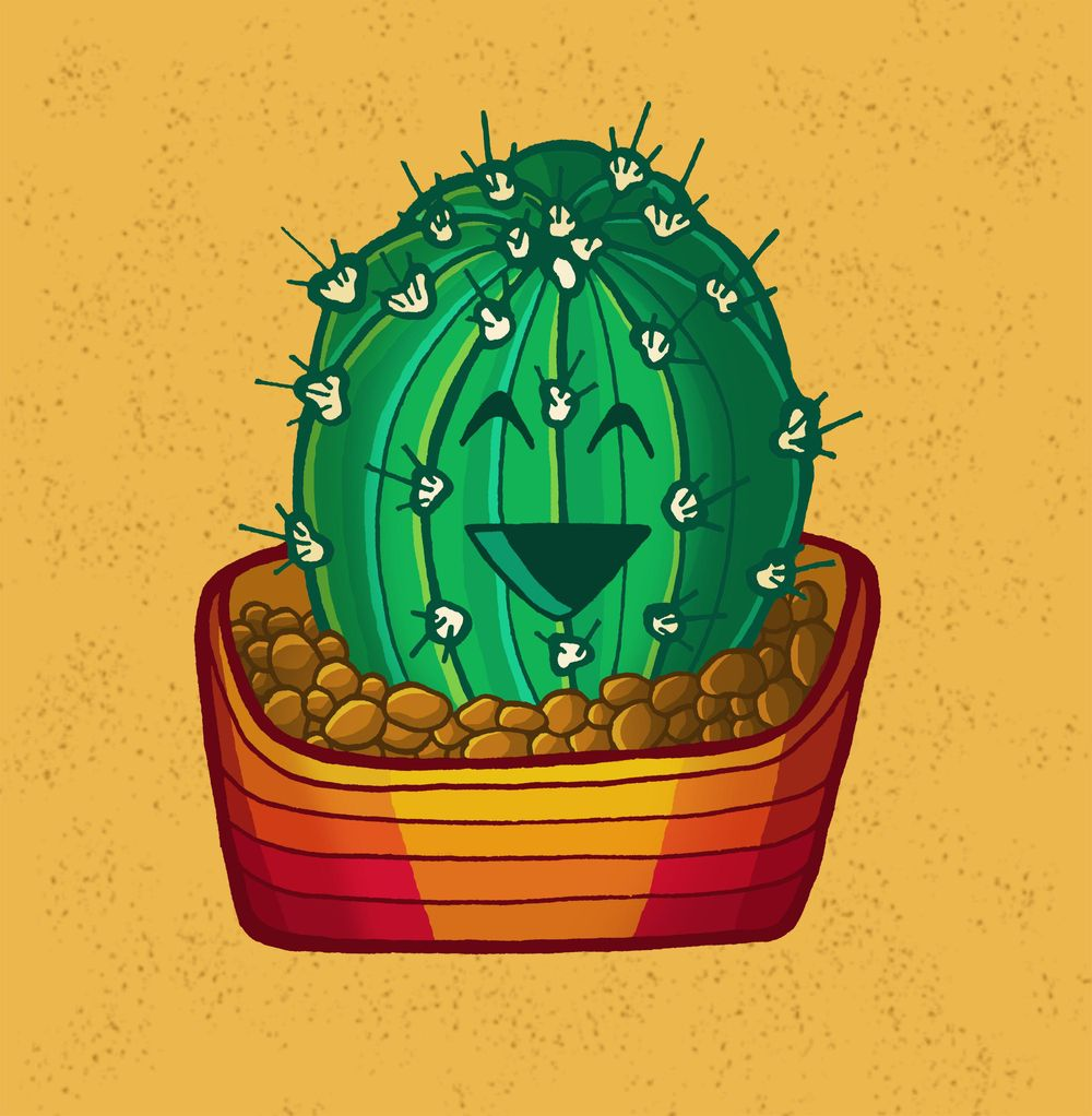 Cacti-Party - image 3 - student project