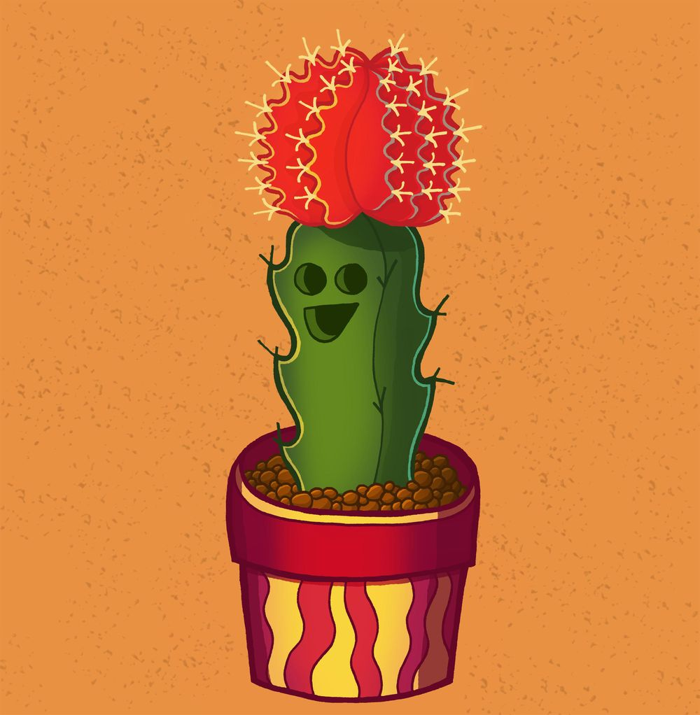 Cacti-Party - image 4 - student project