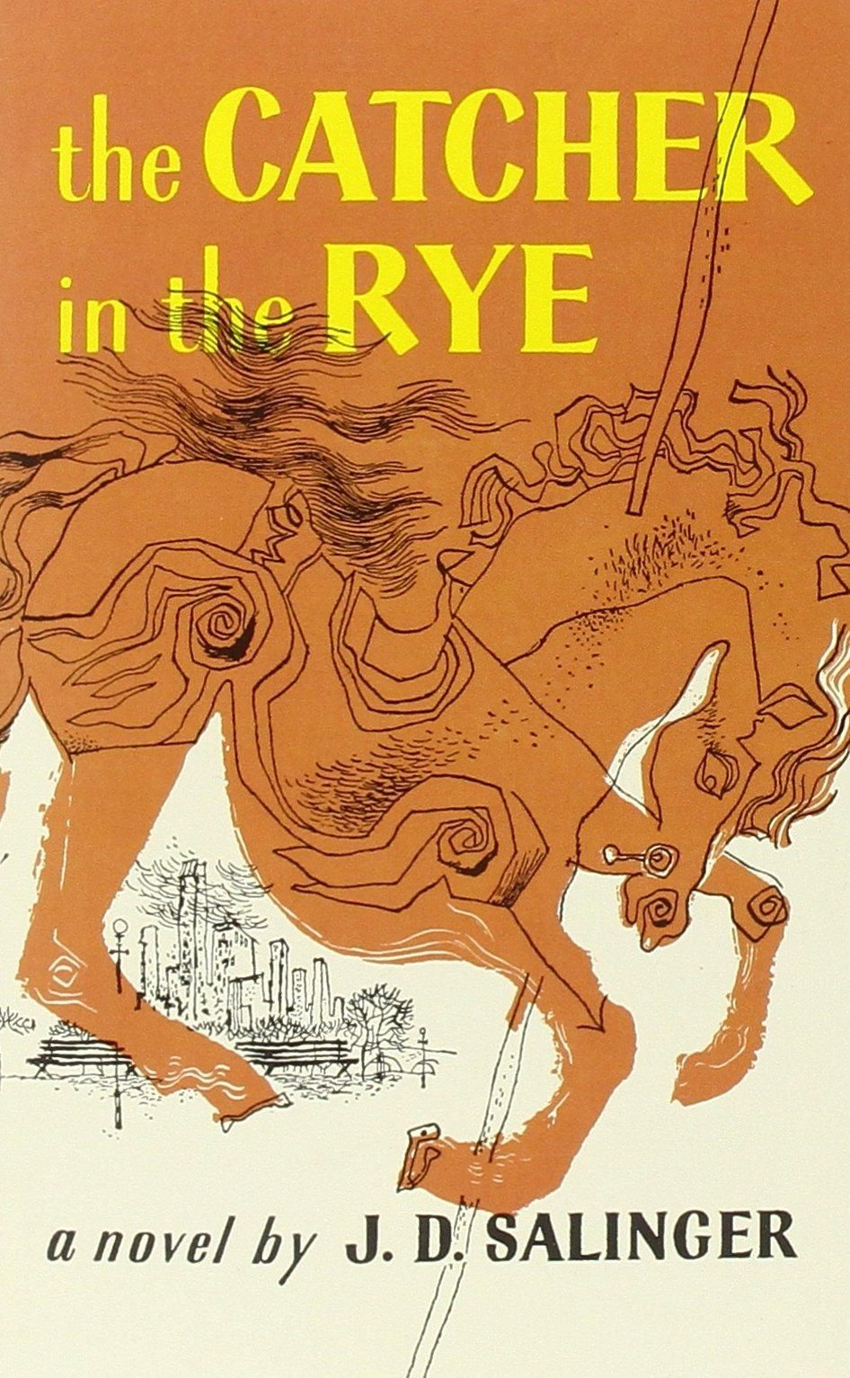 Rethinking The Catcher in the Rye - image 1 - student project