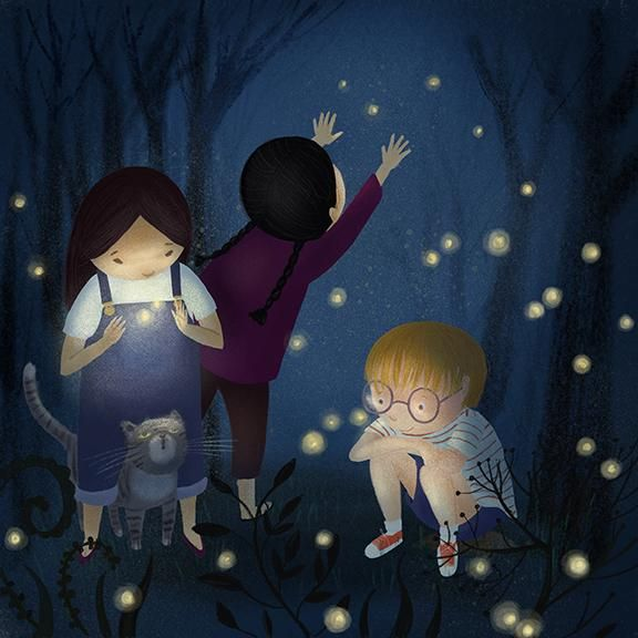 Fireflies - image 5 - student project