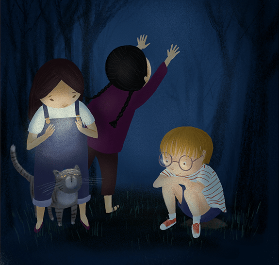 Fireflies - image 4 - student project