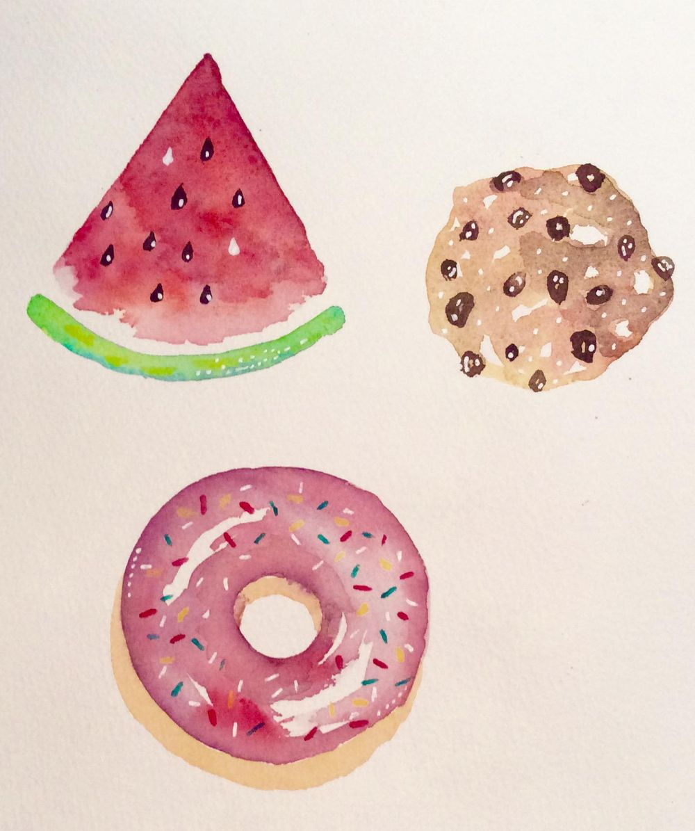Starting sweeties! - image 1 - student project