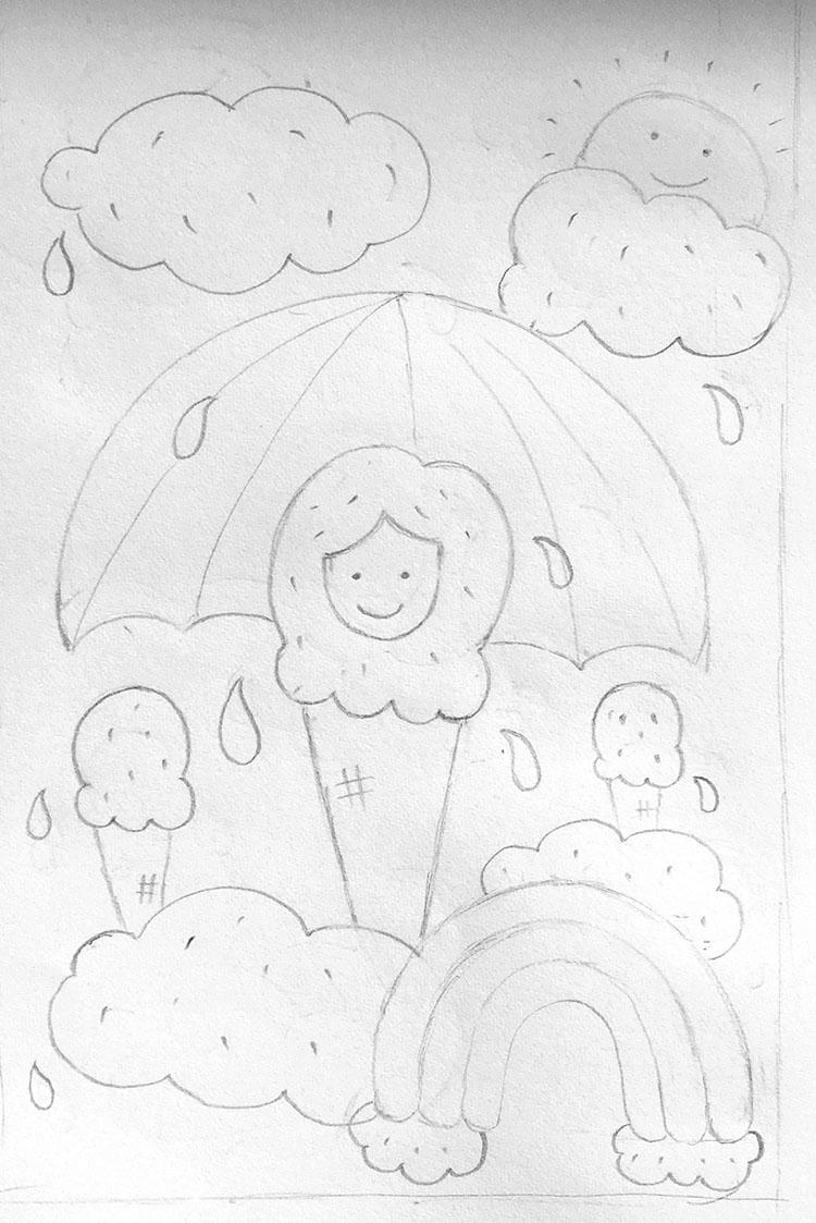 You Scream, I Scream, It's Raining Ice Cream! - image 1 - student project