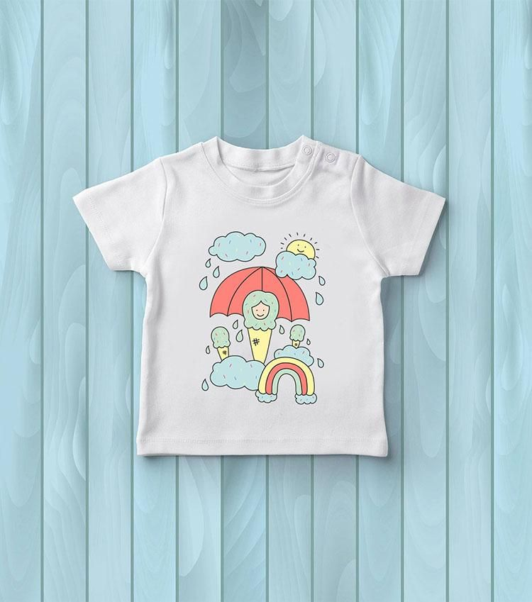 You Scream, I Scream, It's Raining Ice Cream! - image 3 - student project