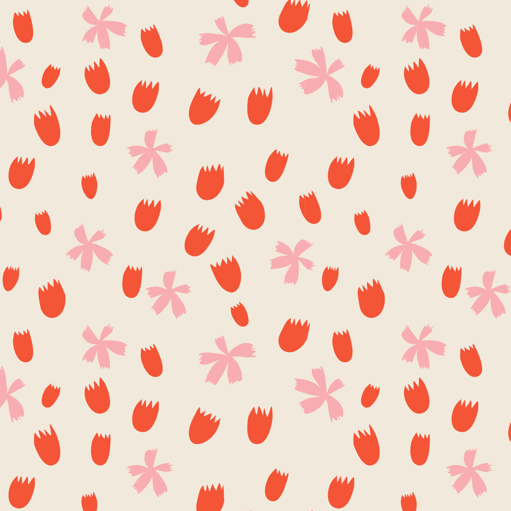 Wildflower Pattern Collection - image 2 - student project