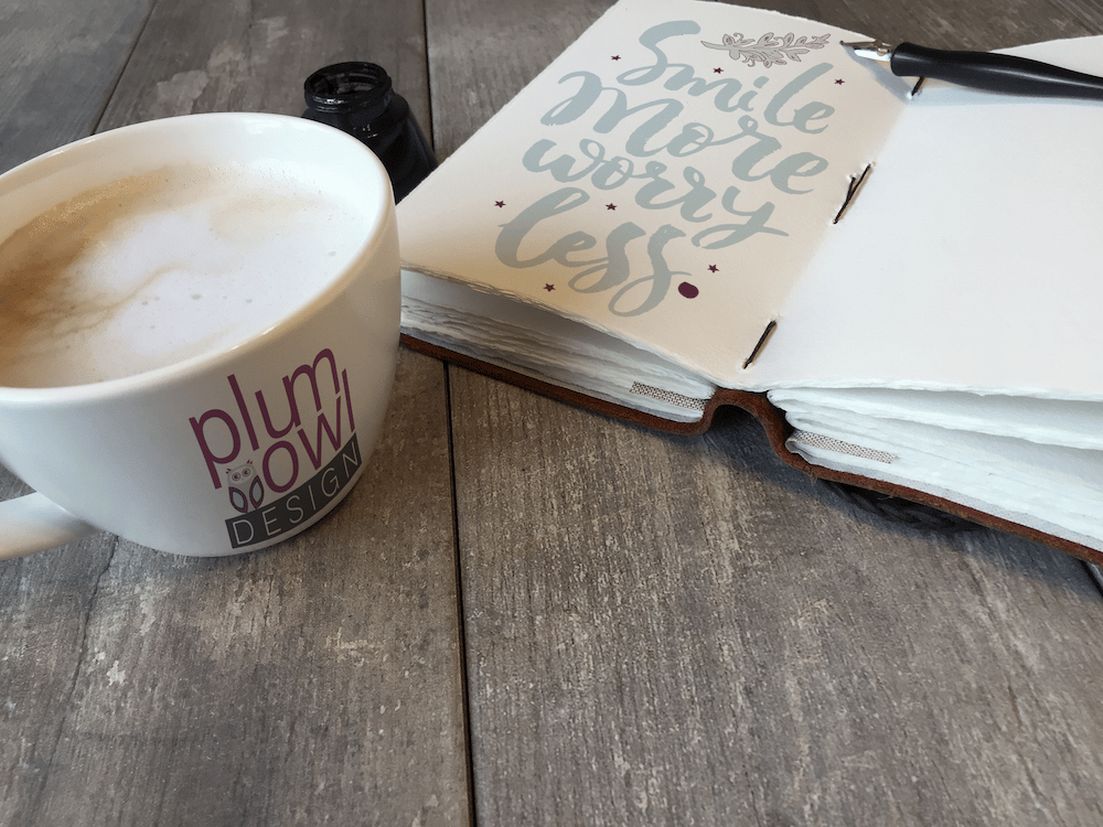 Coffee Cup and Book Mockup - image 1 - student project