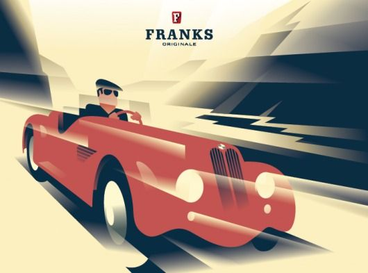 Franks Ad - image 1 - student project