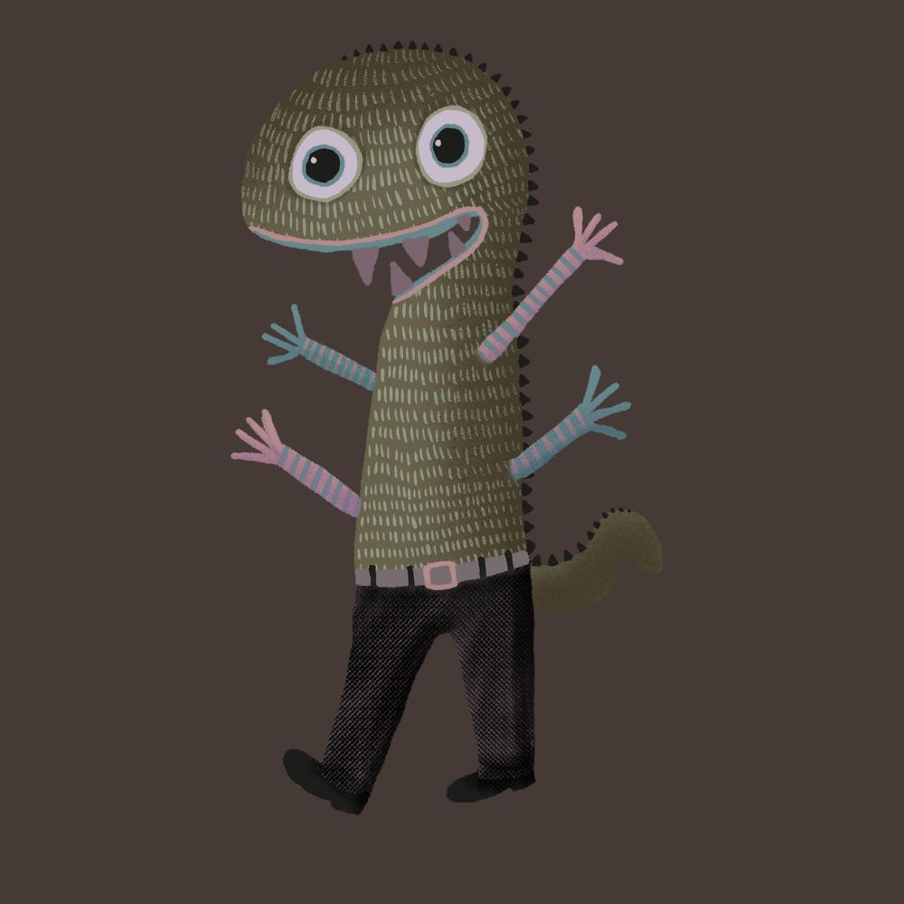 Having fun with monsters! - image 1 - student project