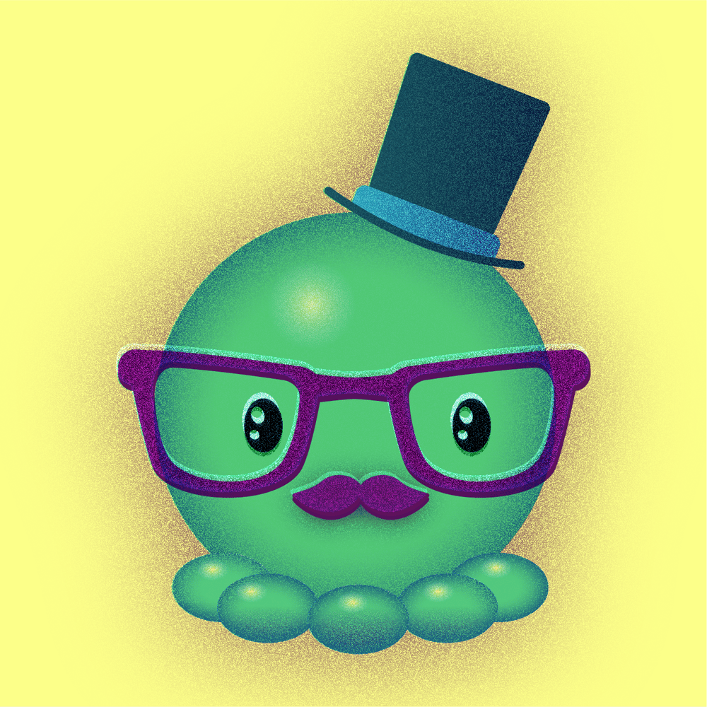 Mr. Octopus - image 1 - student project