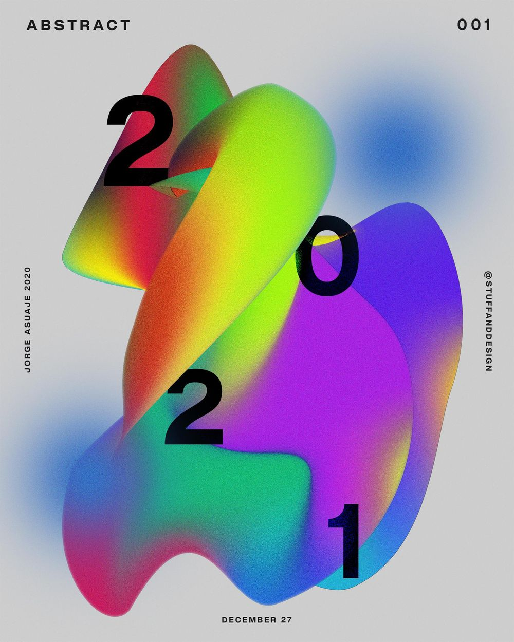 Gradient Poster - image 1 - student project