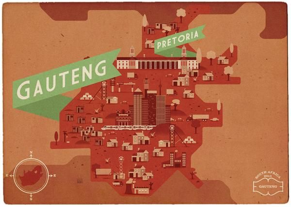 South African Maps  - image 3 - student project