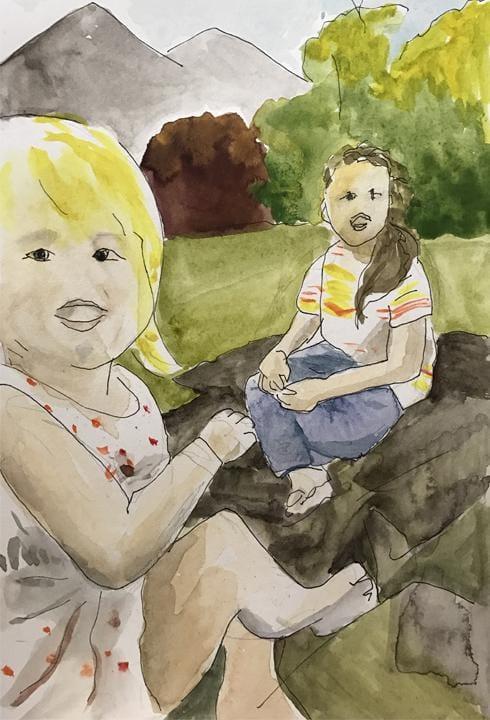 Anne's Sketchbook - image 4 - student project