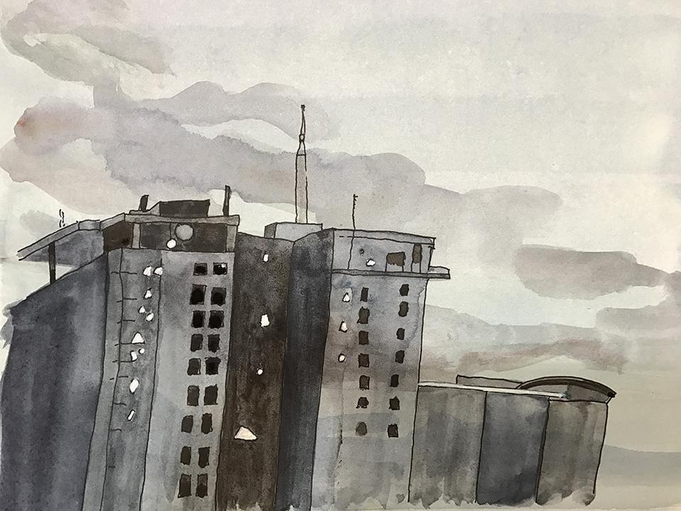 Anne's Sketchbook - image 2 - student project