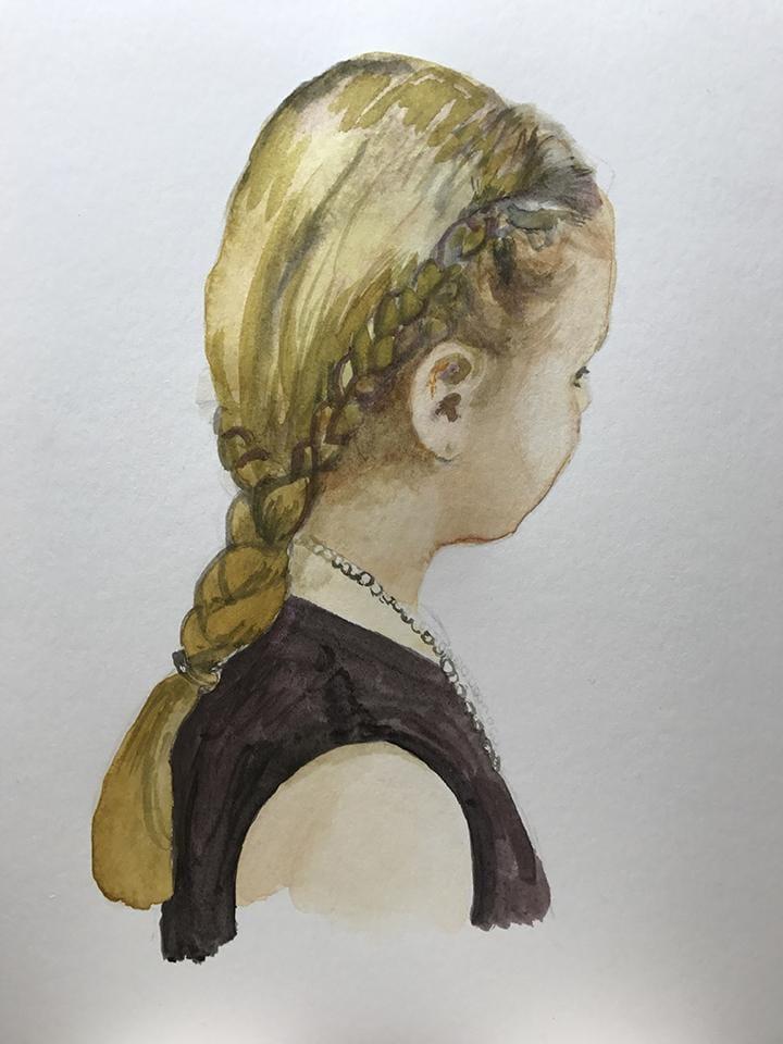 Anne's Sketchbook - image 1 - student project
