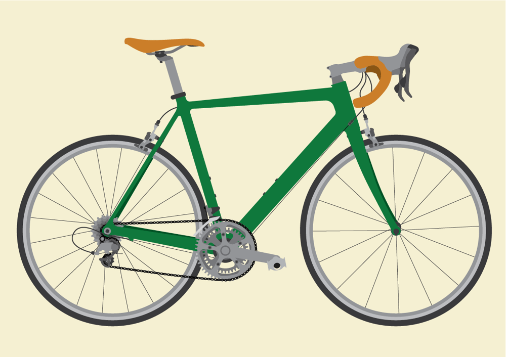 Cannondale Road Bike - image 1 - student project