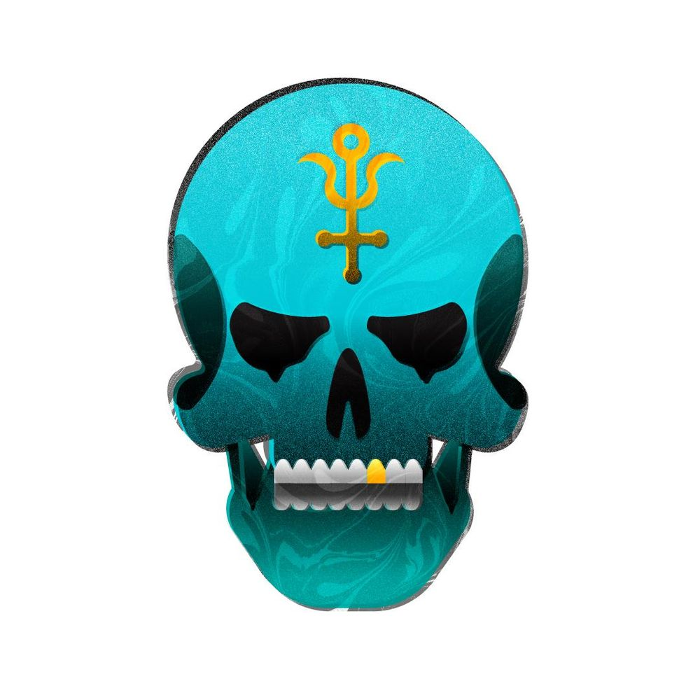 Alchemy Skull - image 1 - student project
