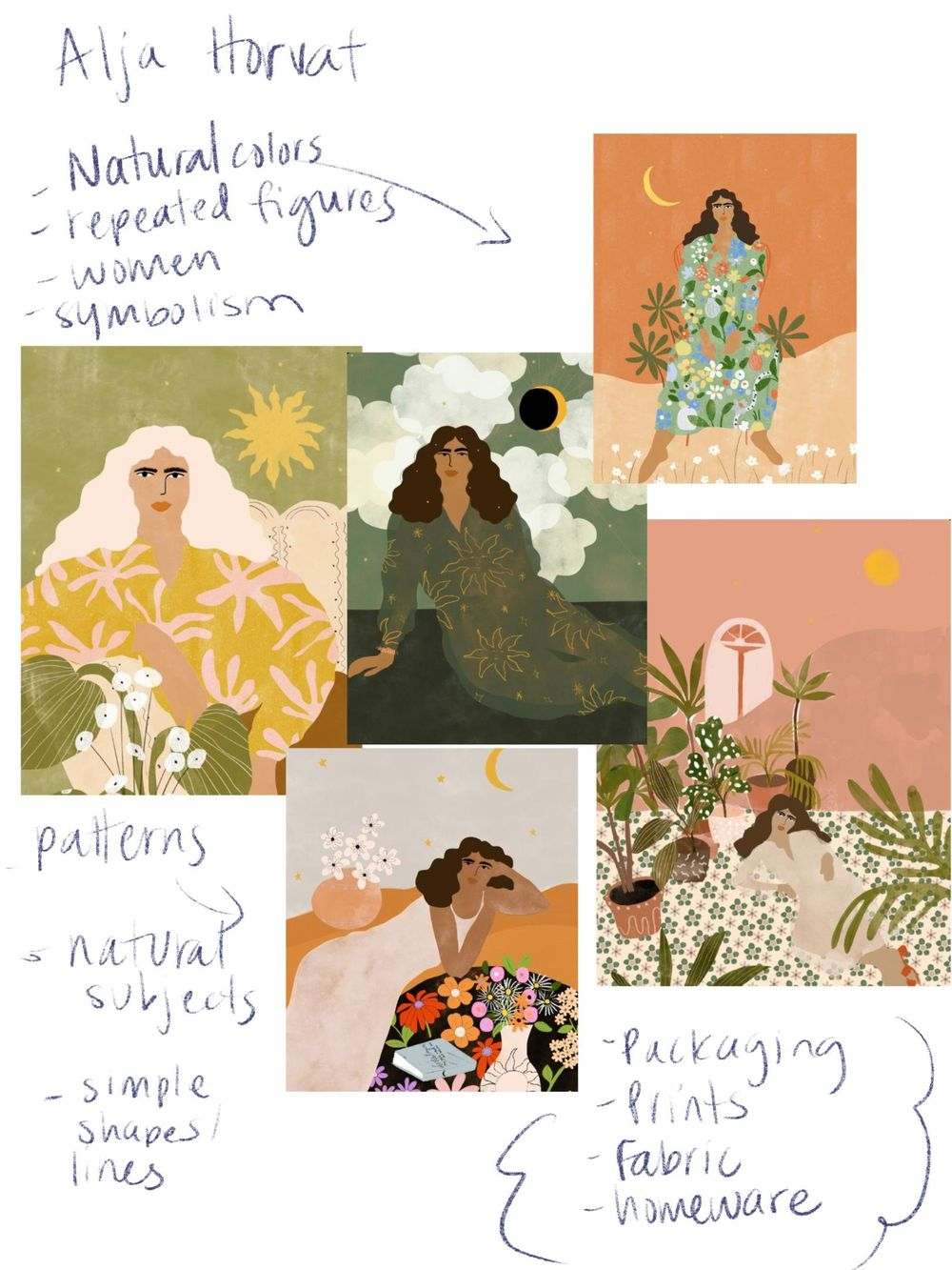 Inspiration and feminine style - image 2 - student project