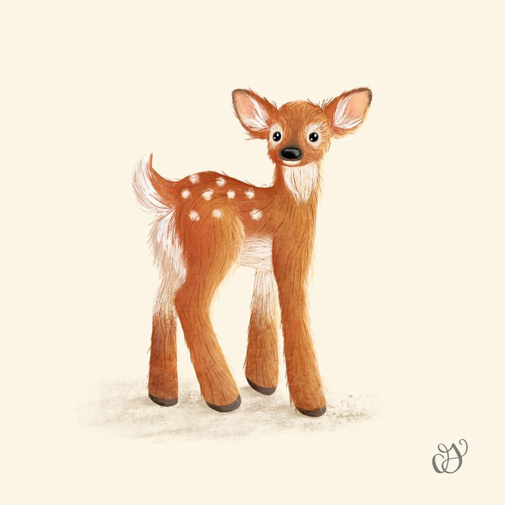Fawn - image 1 - student project