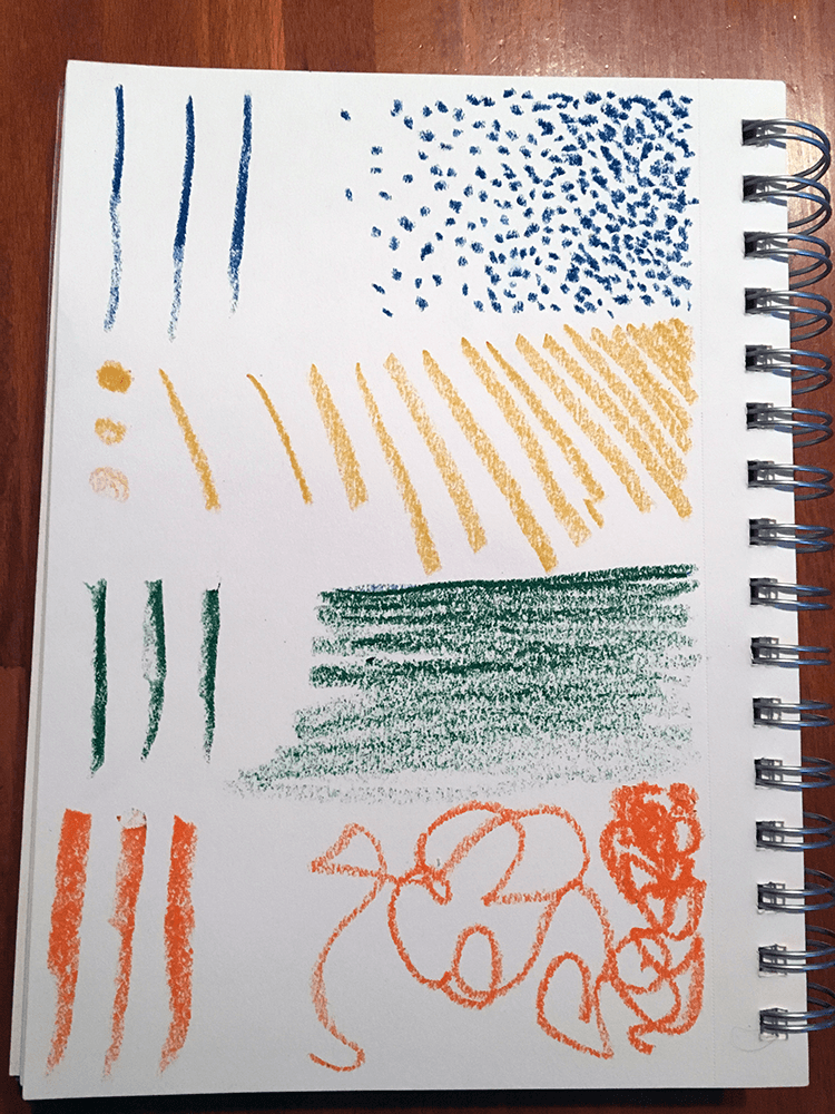 Anna's Sketchbook - image 1 - student project