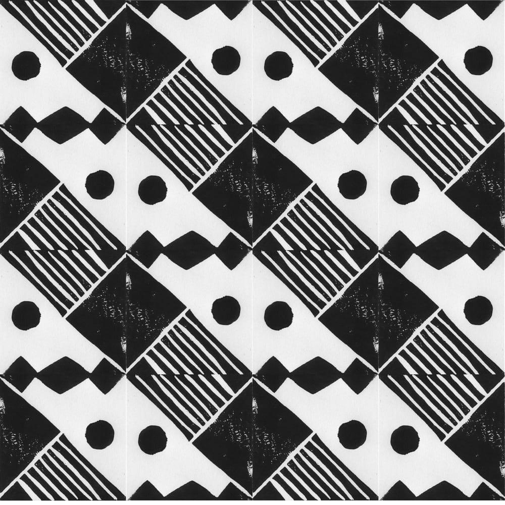 Geometric tile - image 3 - student project