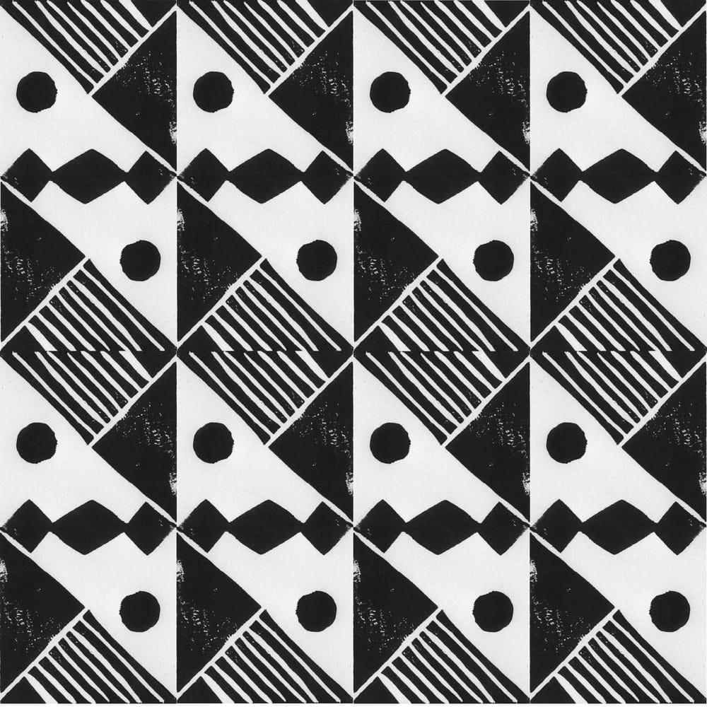 Geometric tile - image 2 - student project