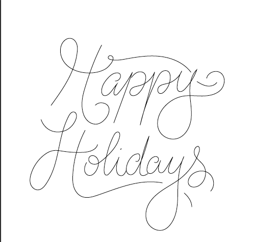 Happy Holidays - image 3 - student project