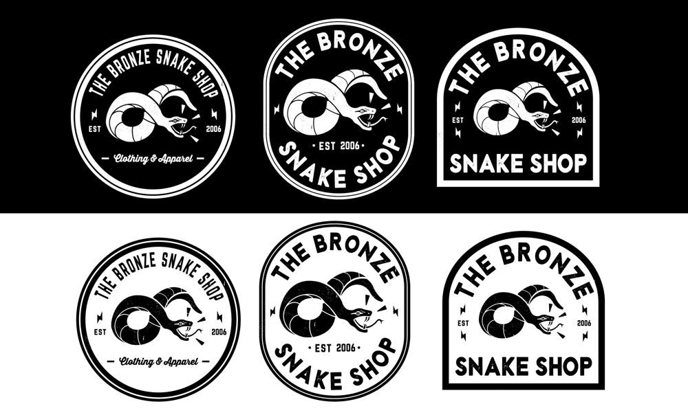 the bronze snake shop - image 1 - student project