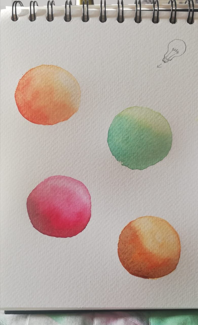 Watercolor Beginner Project - image 3 - student project