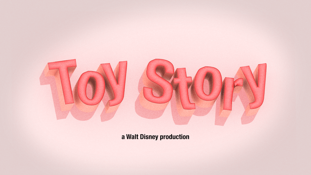 Toy Story - image 2 - student project