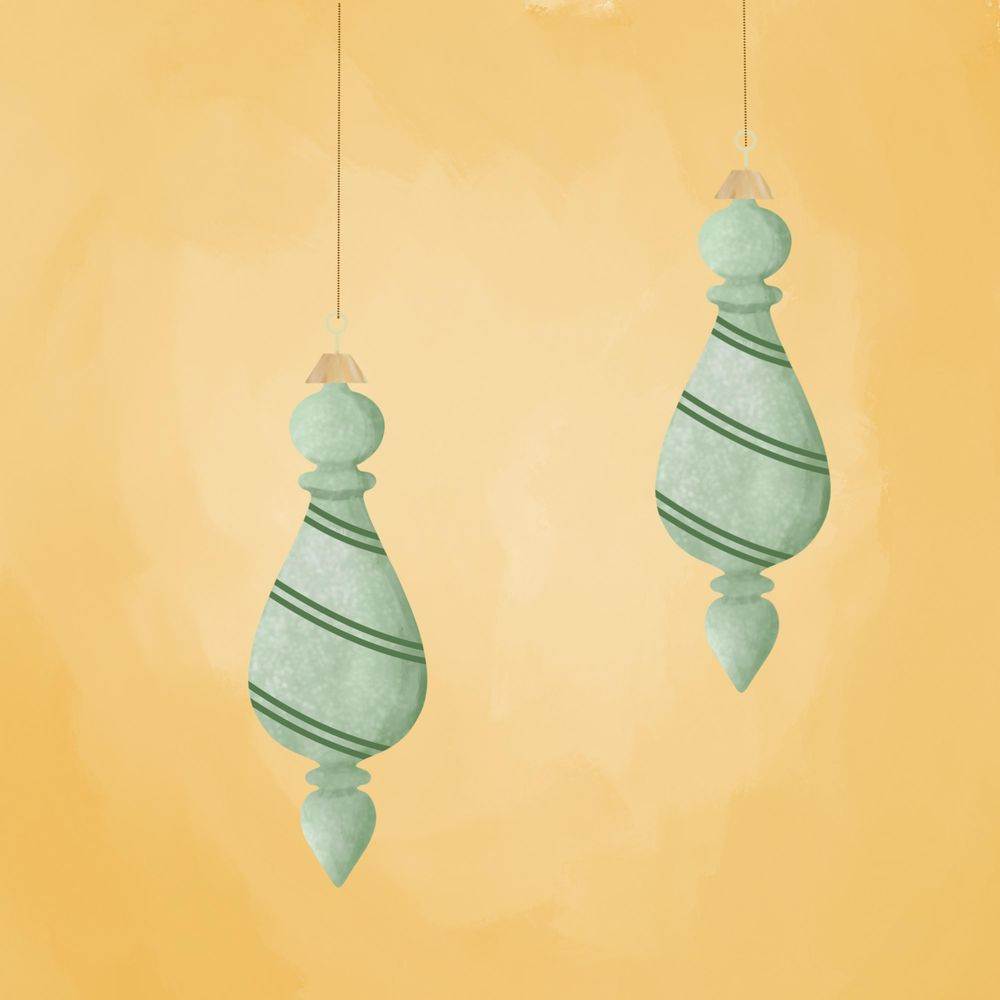 Ornaments - image 2 - student project